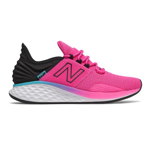 New Balance Fresh Foam ROAV 'Pink/Black/Mint'