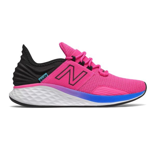 New Balance Fresh Foam ROAV 'Pink/Black/Blue'