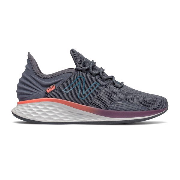 New Balance Fresh Foam ROAV 'Grey/Orange'
