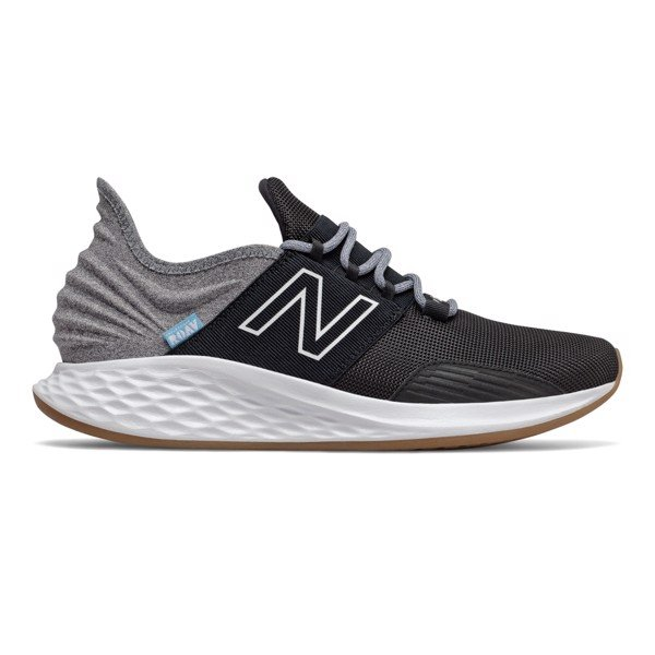 New Balance Fresh Foam ROAV 'Black/Grey'