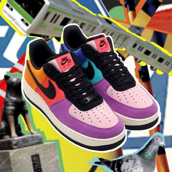 atmos x Air Force 1 Low 'Pop The Street'