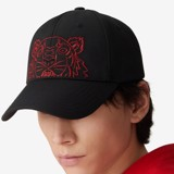KENZO Canvas Kampus Tiger Cap - Lunar New Year Edition