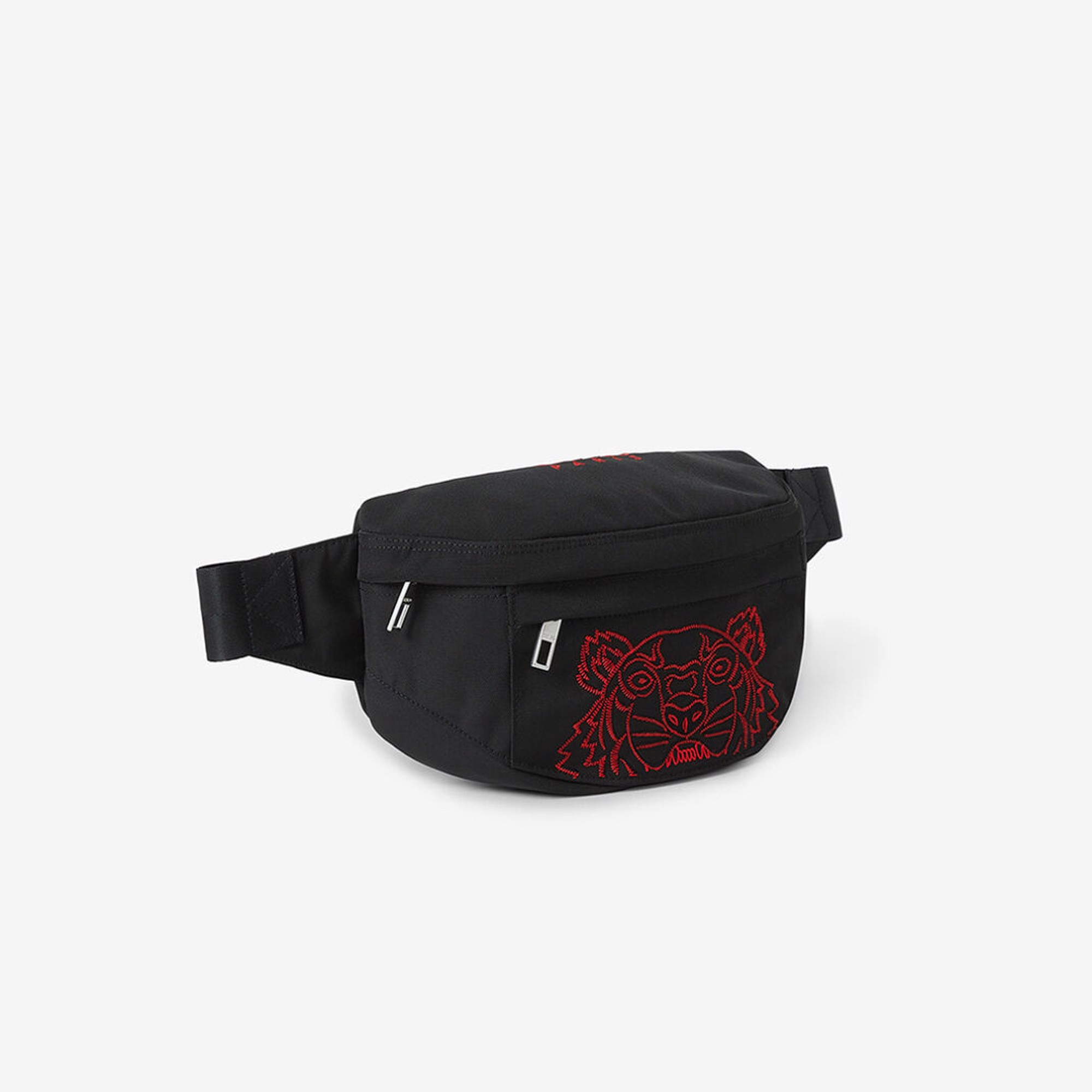 KENZO Canvas Kampus Tiger Bumbag - Lunar New Year Edition