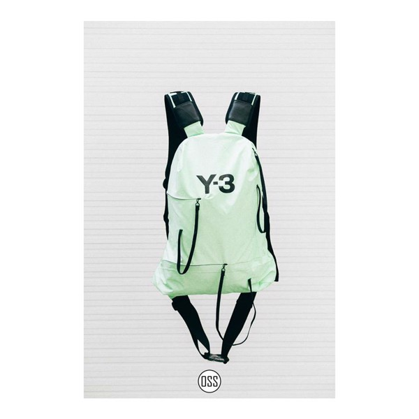 adidas Y-3 Bungee Backpack SS19