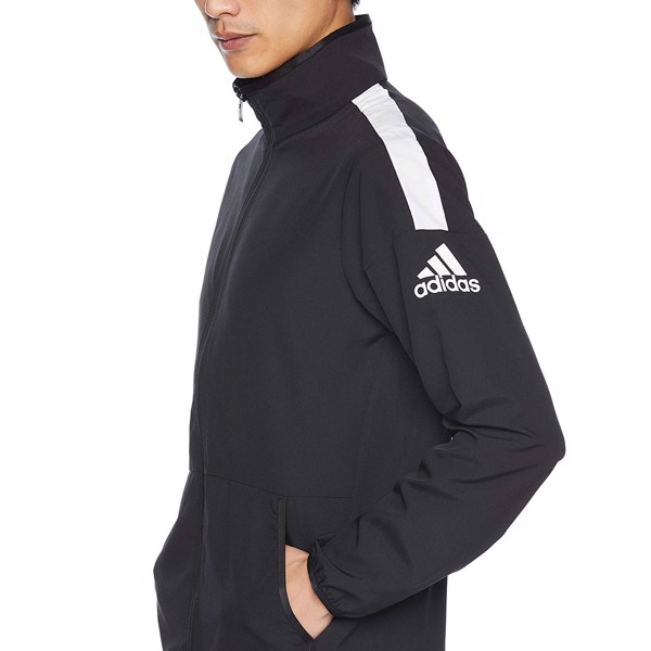 adidas Basic MUSTHAVE Cross Jacket 'Black'