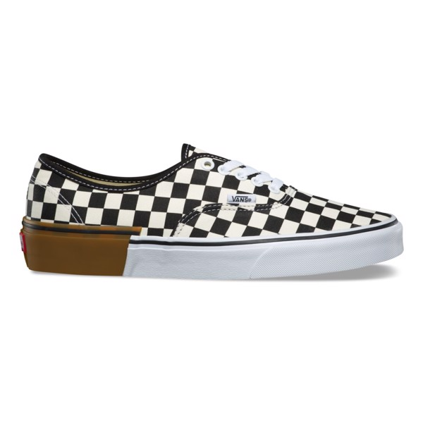 Vans Authentic - Gum Block/Checkerboard