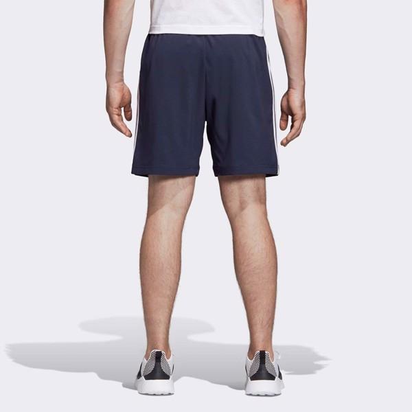 adidas Essentials 3-Stripes Chelsea Short 'Blue'