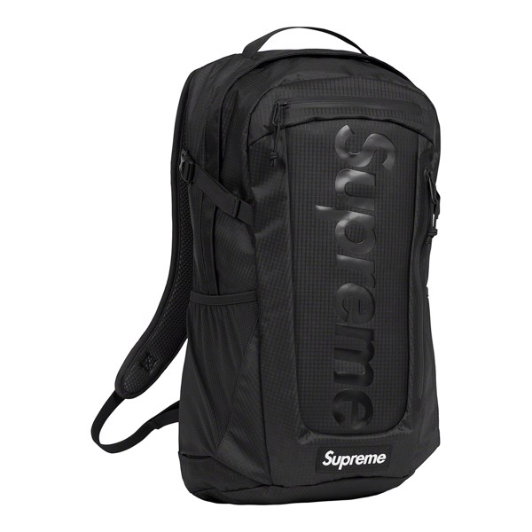 Supreme Backpack SS21 - Black