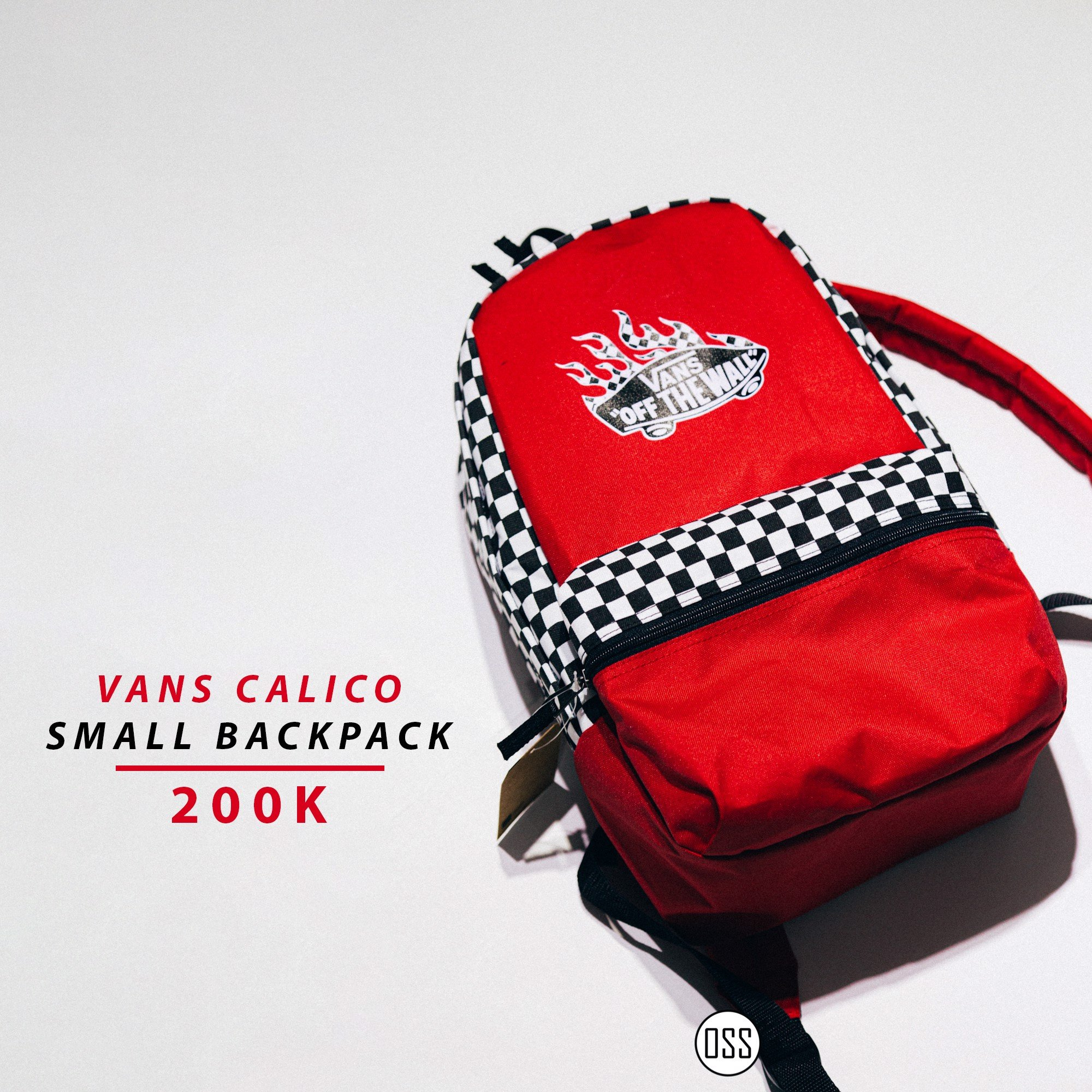 Vans Calico Small Backpack