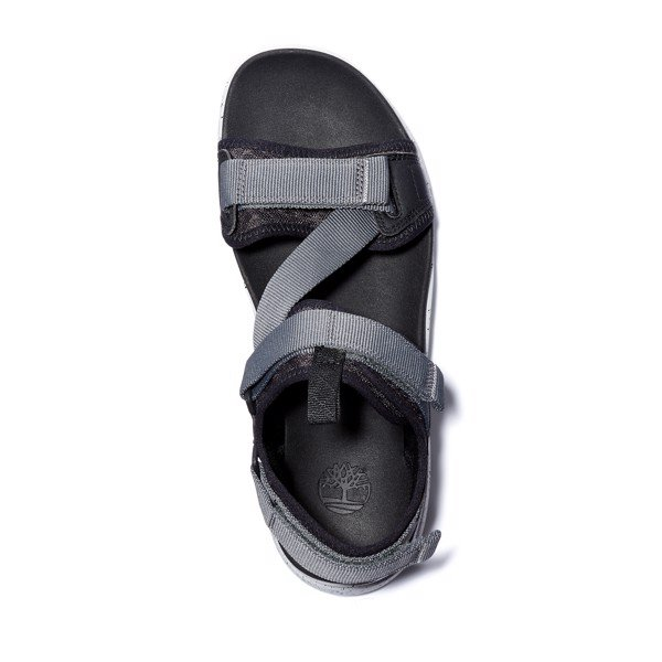 Timberland Ripcord Sandals 'Black/Grey'