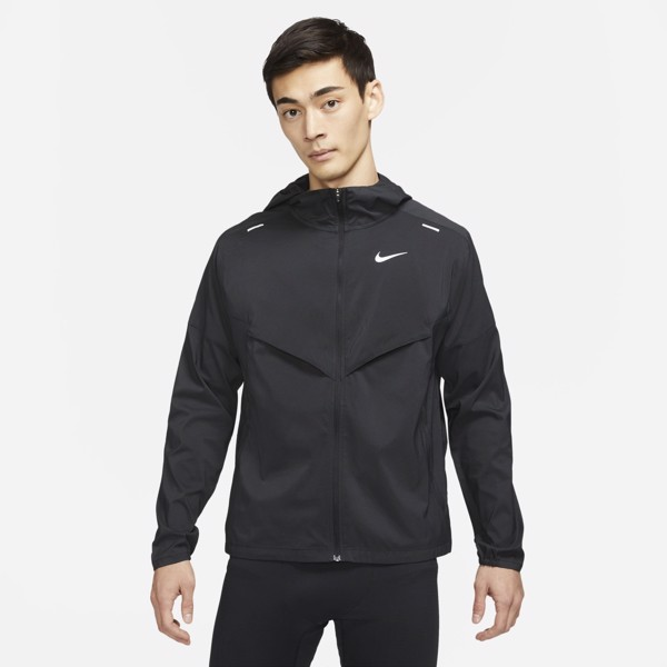 Nike Repel UV Windrunner - Black