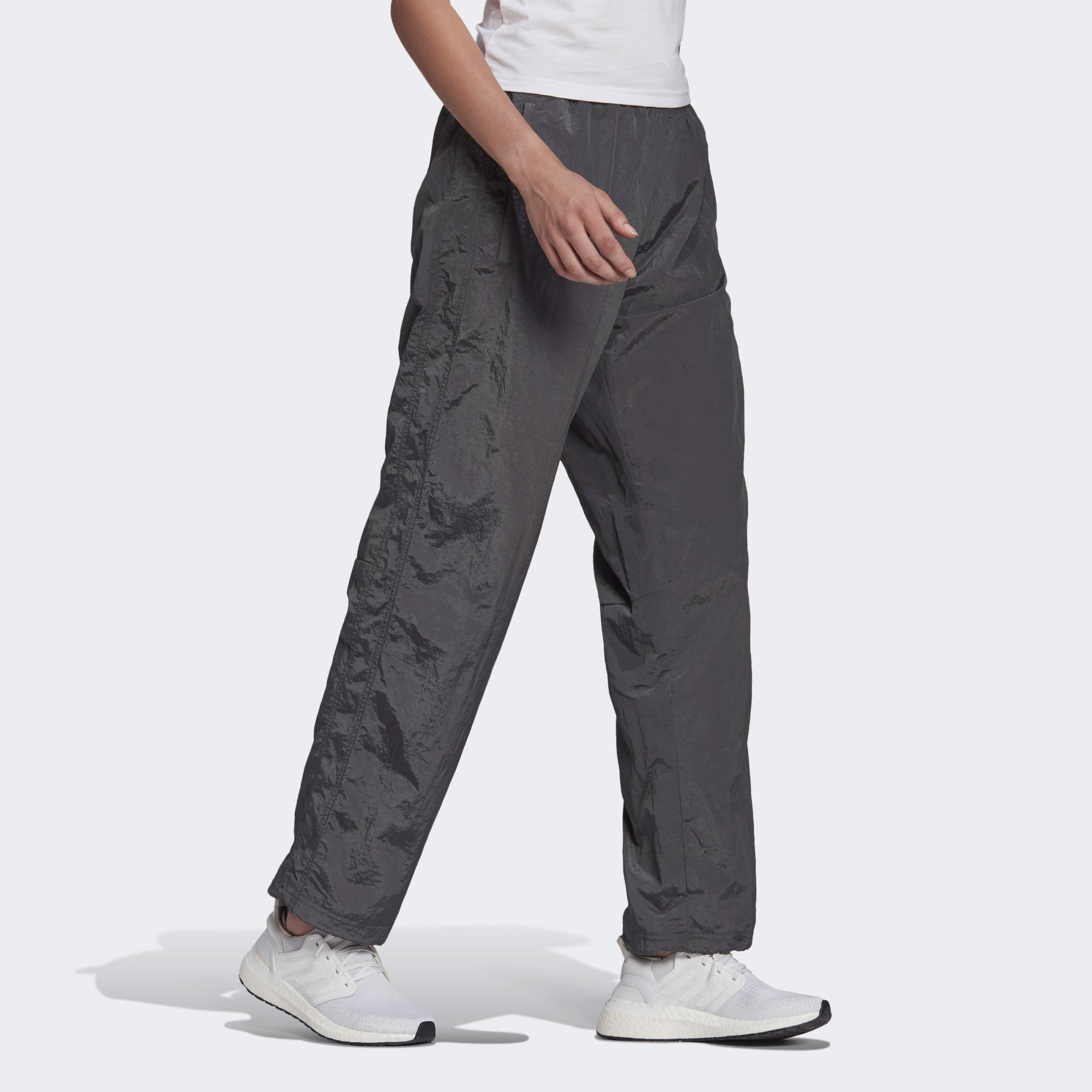 adidas Sportswear Relaxed Straight Pants - Grey Six