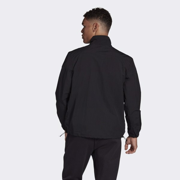 adidas Z.N.E. Woven Track Top - Black