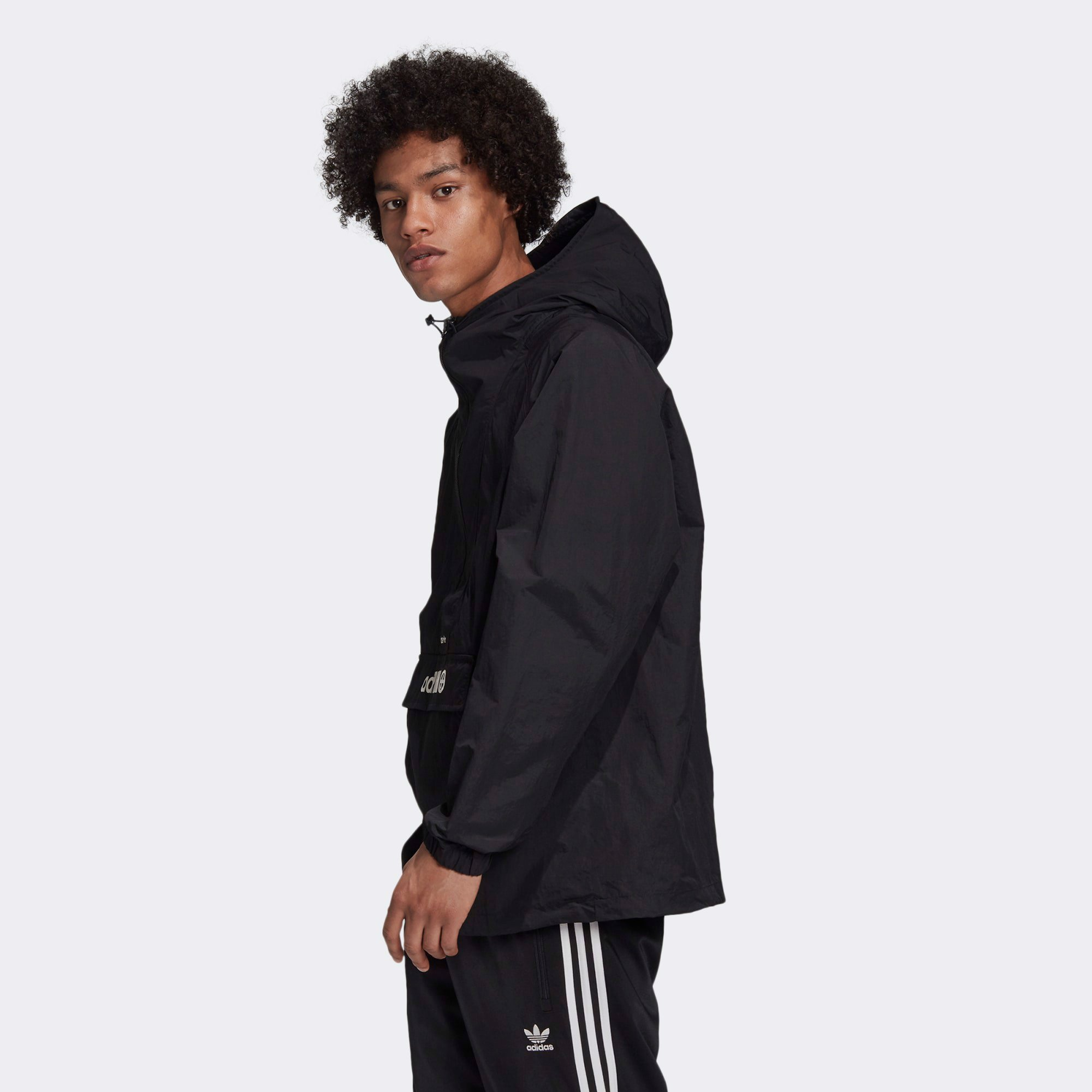 adidas Adiprene Windbreaker - Black