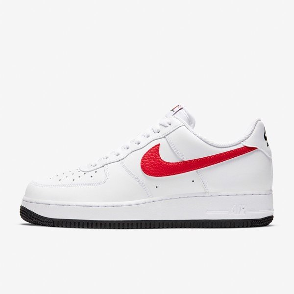 Nike Air Force 1 '07 -  White/Photo Blue/University Red