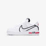 Nike Air Force 1 React - White/Red