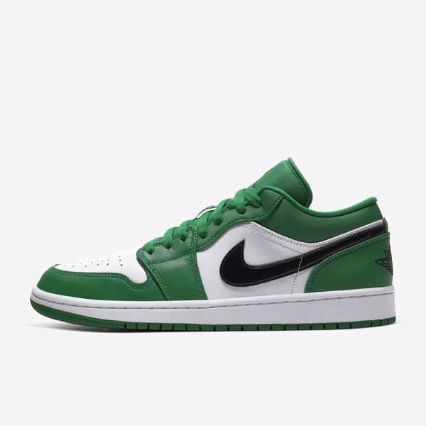 Air Jordan 1 Low - Pine Green