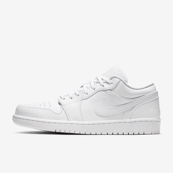 Air Jordan 1 Low - All White