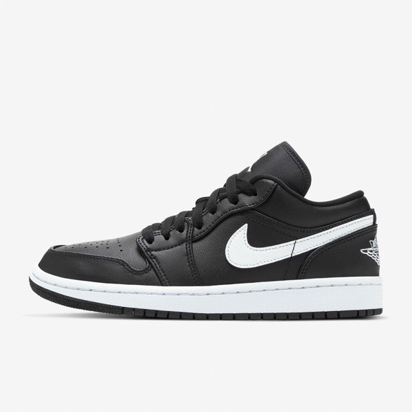 Air Jordan 1 Low WMNS - Black/White