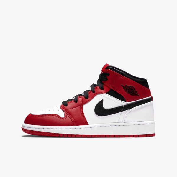 Air Jordan 1 Mid GS - Chicago