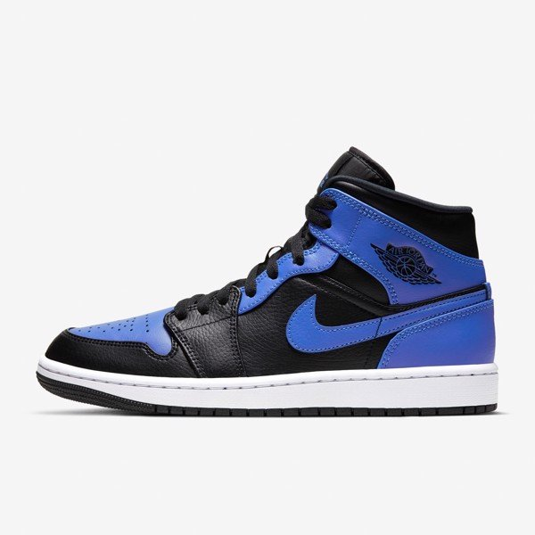 Air Jordan 1 Mid - Hyper Royal