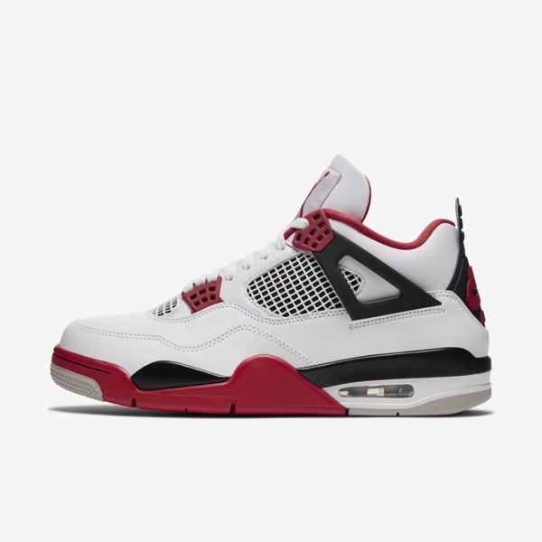 Air Jordan 4 - Fire Red