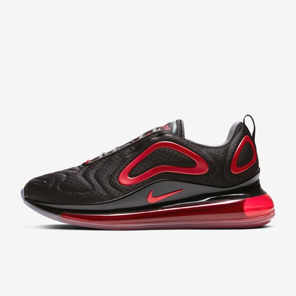 Nike Air Max 720 - Black/University Red