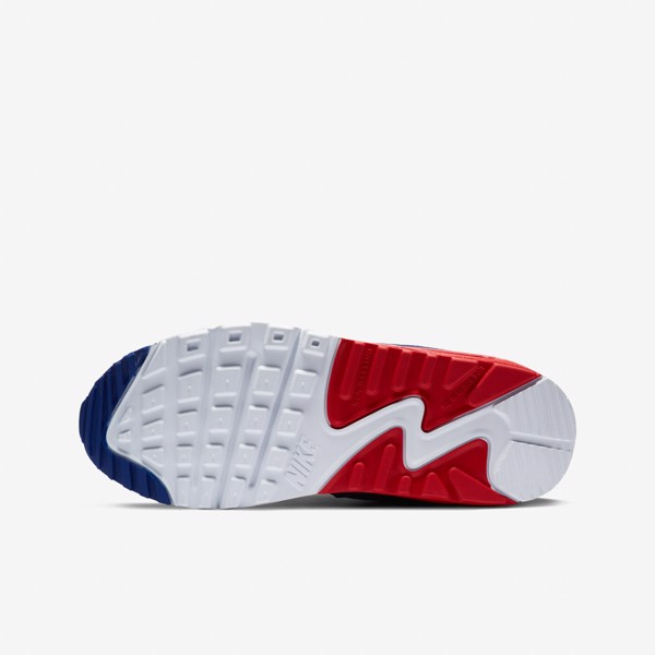 Nike Air Max 90 LTR - University Red/Deep Royal