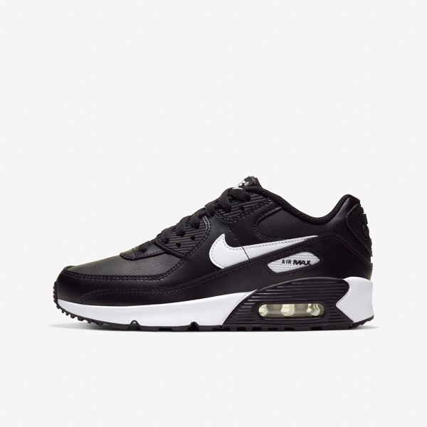 Nike Air Max 90 LTR 'Black/White'