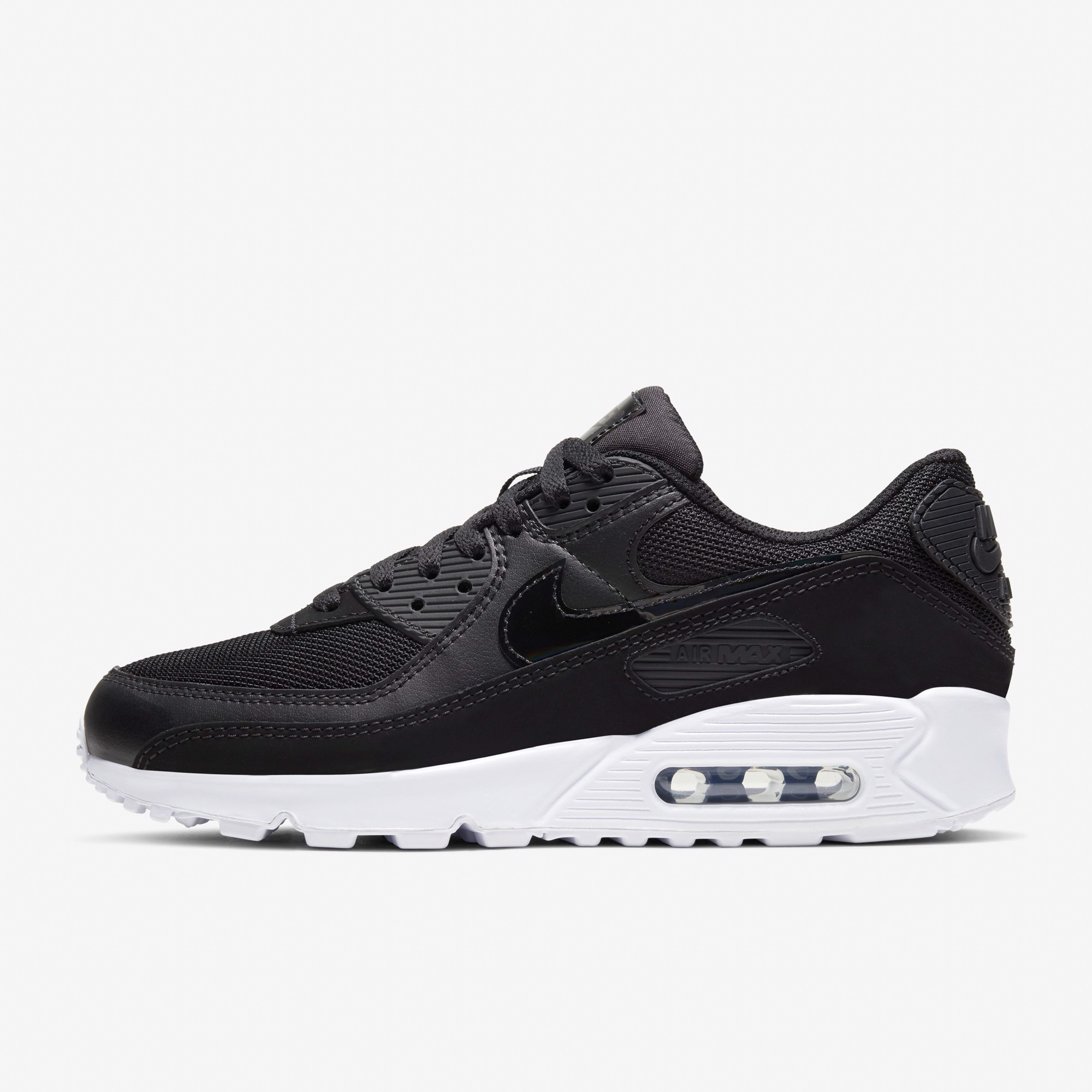 Nike Air Max 90 Twist 'Black/White'