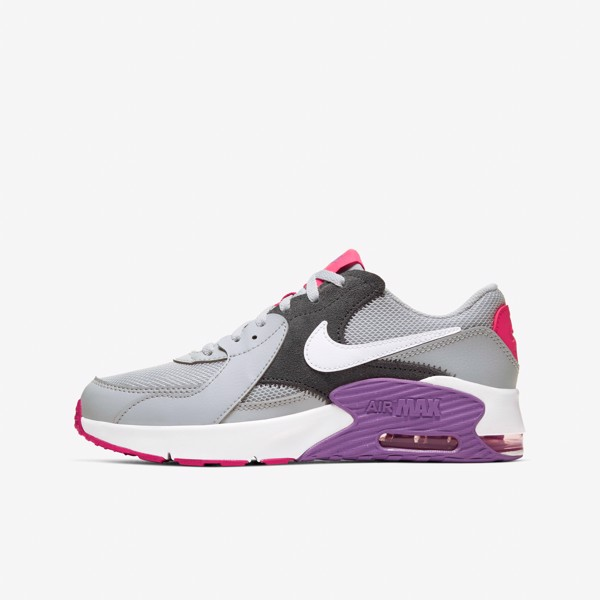 Nike Air Max Excee - Grey/Purple
