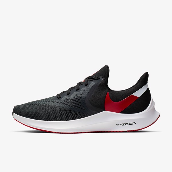 Nike Air Zoom Winflo 6 'Black/Red'