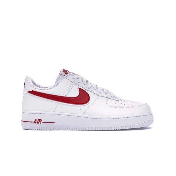 Nike Air Force 1 'White/Gym Red'