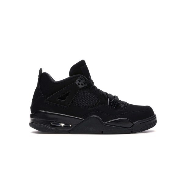 Air Jordan 4 GS 'Black Cat'