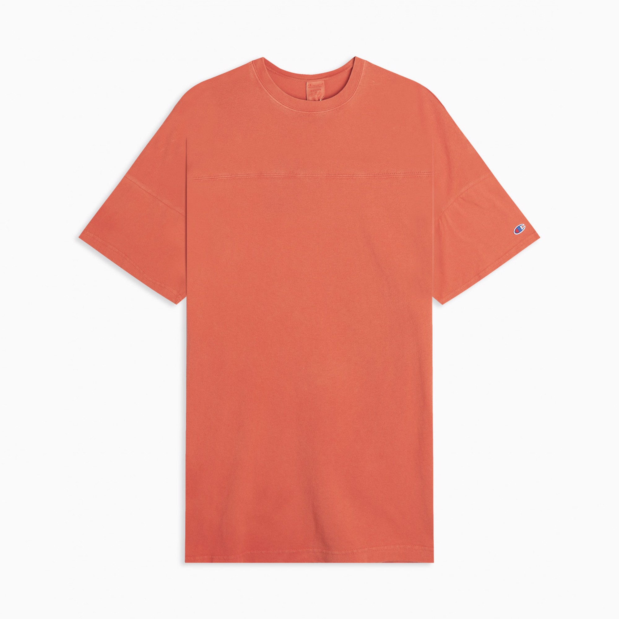 Champion Premium Acid Wash Reverse Weave T-Shirt - Sandy Brown