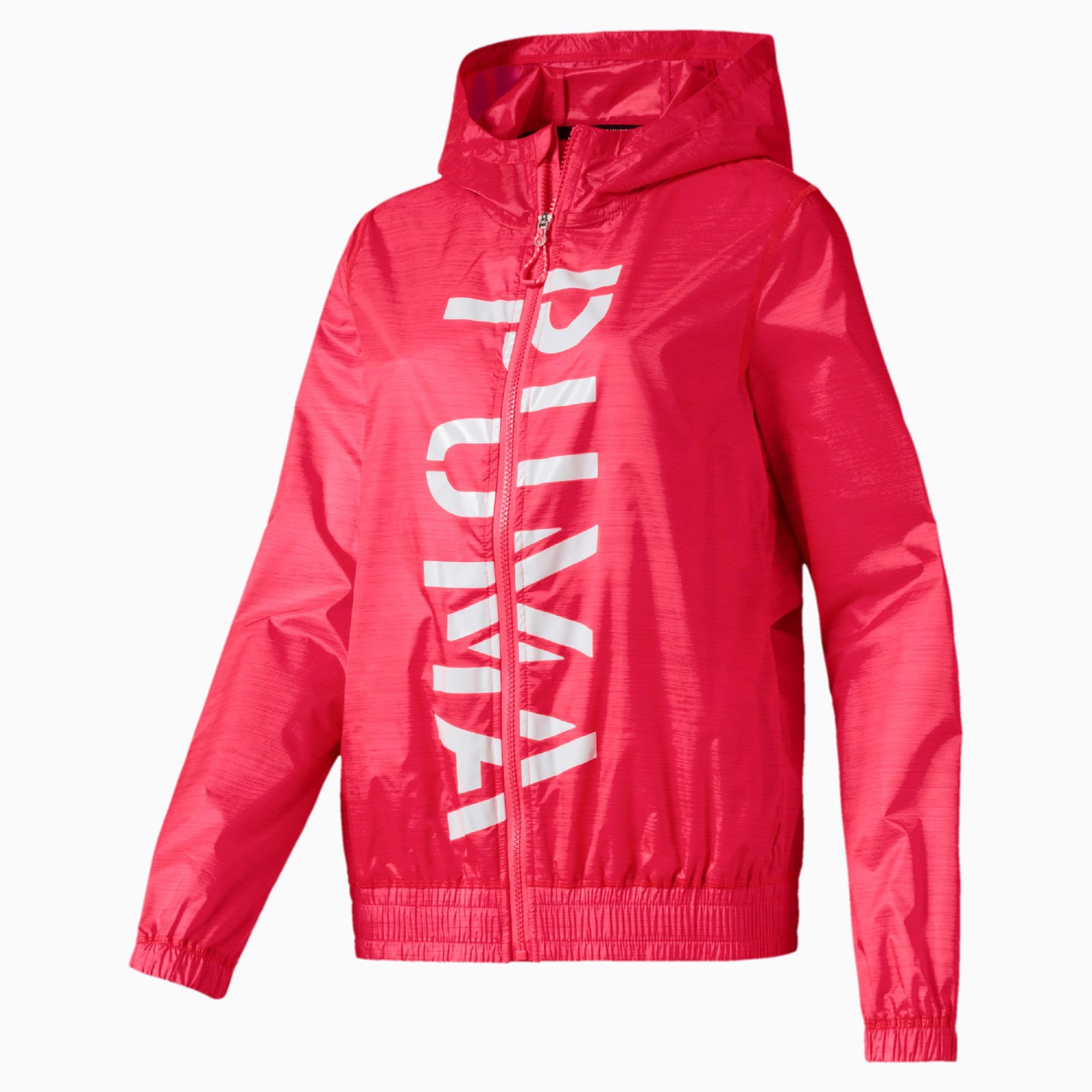 PUMA Be Bold Graphic Woven Training Jacket