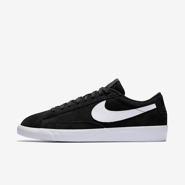 Nike Blazer Low - Black/White