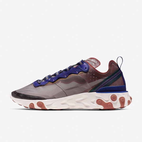 Nike React Element 87 'Dusty Peach'