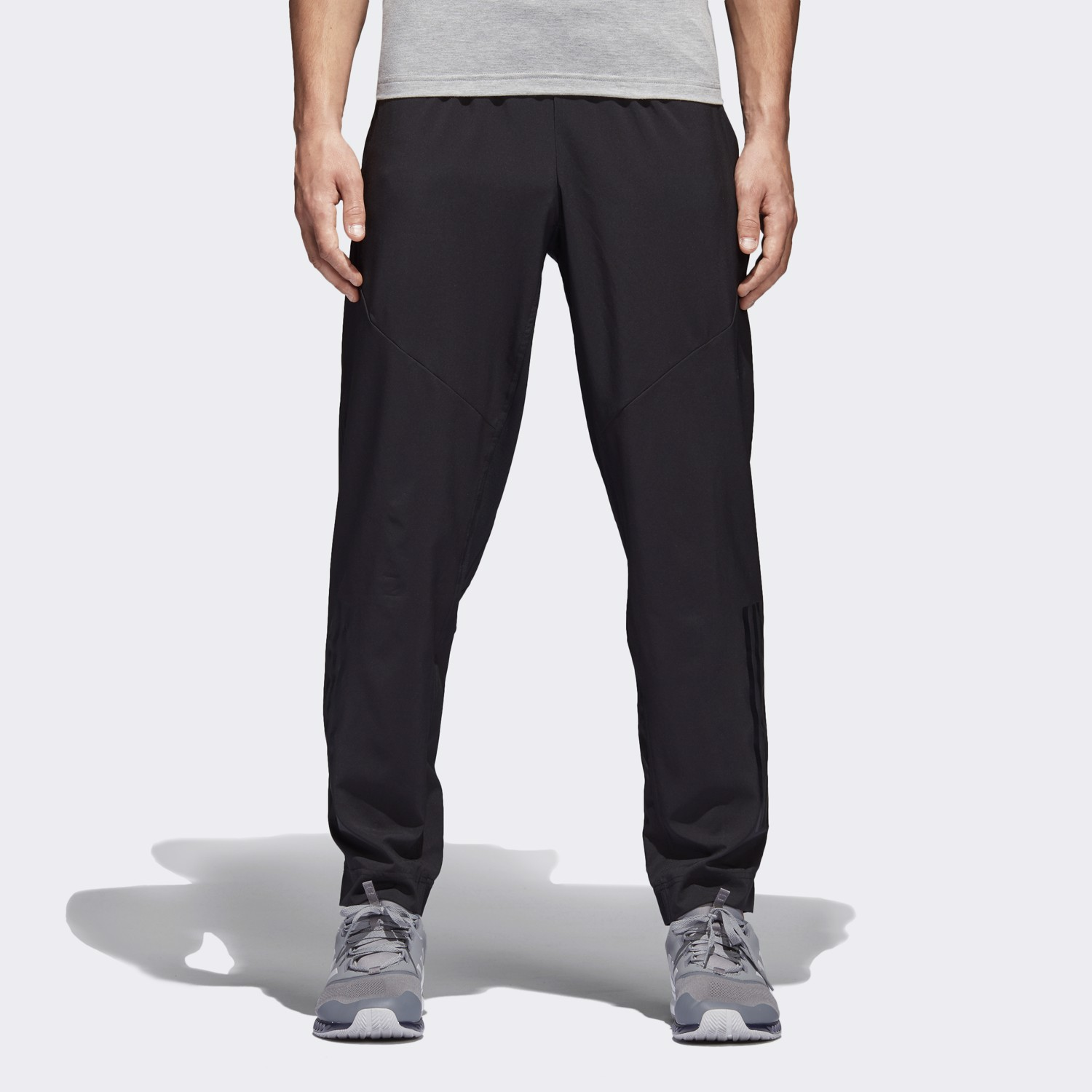 adidas Climacool Workout Pants - Black