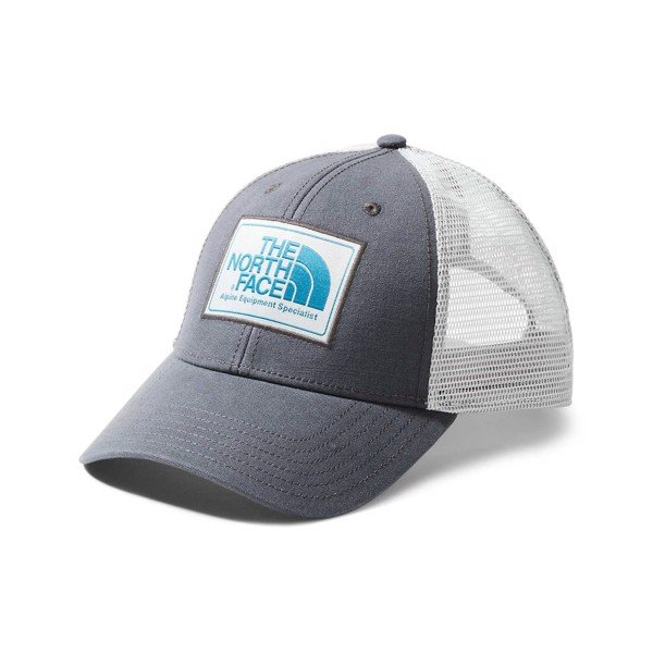 The North Face Mudder Trucker Hat - Asphalt Grey/High Rise