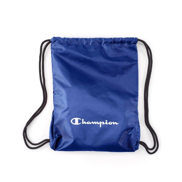 Champion Synthetic Europe Gym Sack - Blue