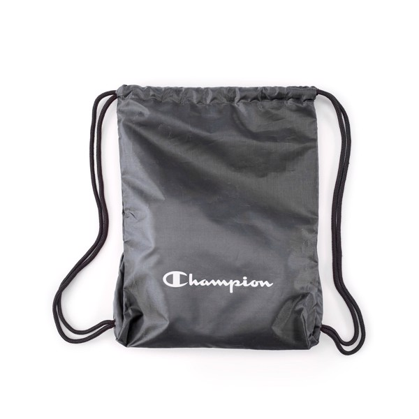 Champion Synthetic Europe Gym Sack - Grey