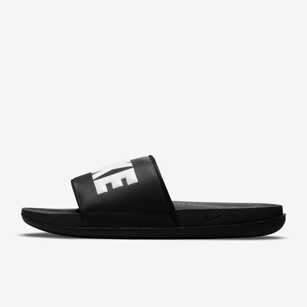 Nike Offcourt Slide - Black/White