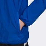 adidas Trefoil Essentials Windbreaker - Royal Blue