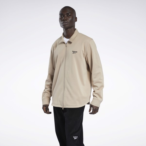 Reebok CL TS Shacket - Beige