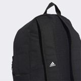 adidas Classic Twill Fabric Backpack - Black