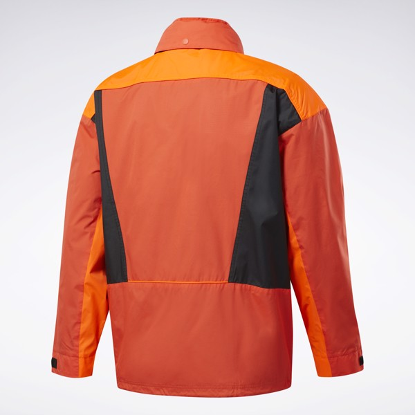 Reebok Classics Trail Windbreaker 'Orange'