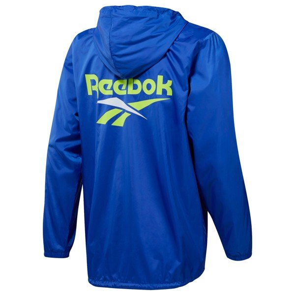 Reebok Classics Vector Windbreaker 'Crushed Cobalt'