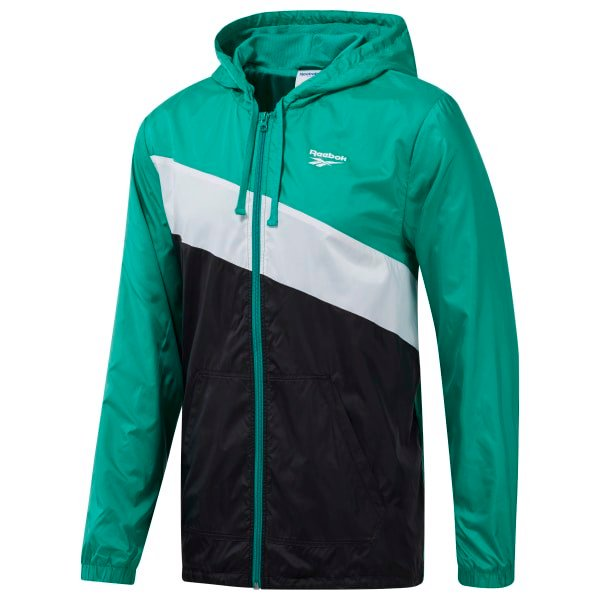Reebok Classics Vector Windbreaker 'Green'