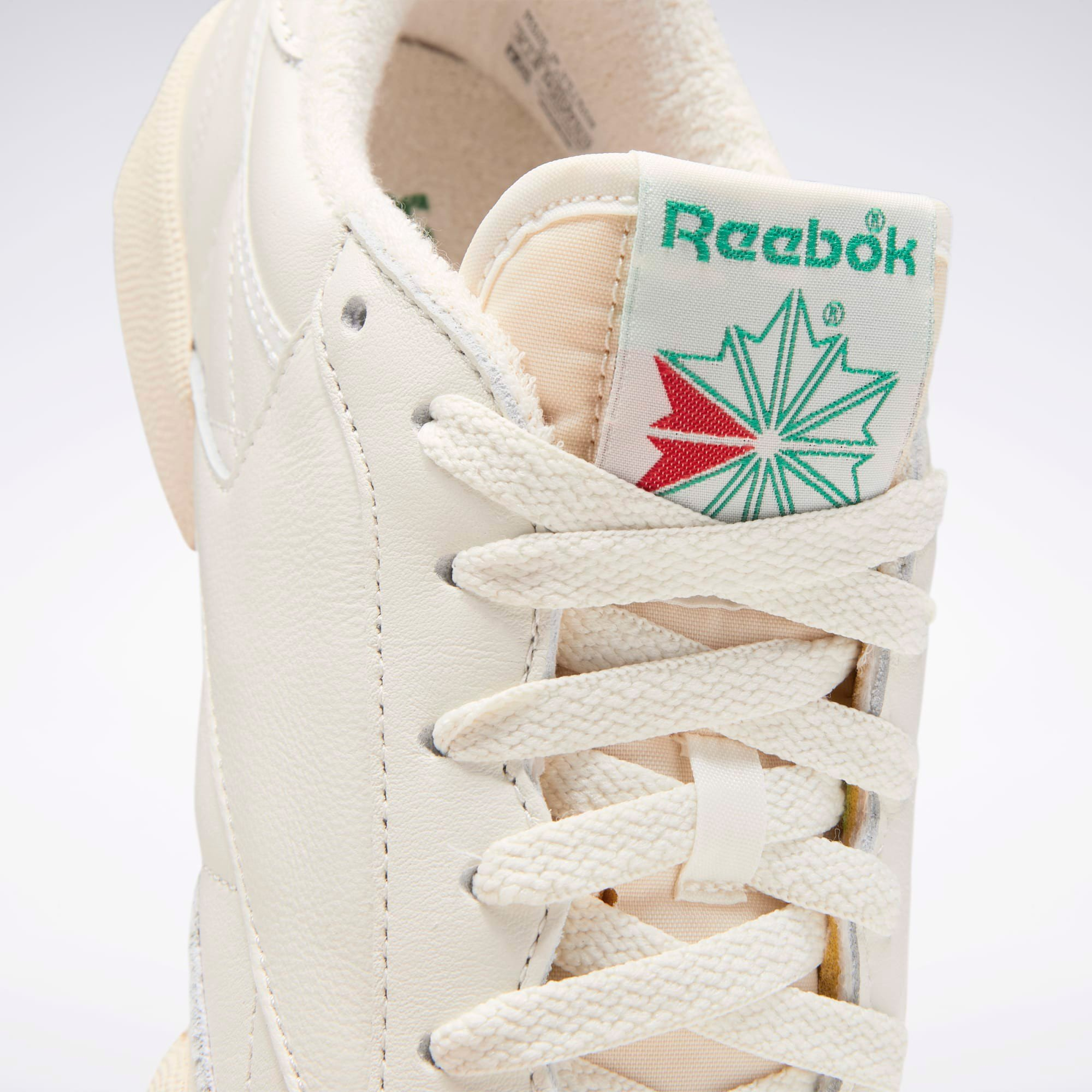 Reebok Club C 85 Vintage - Chalk/Green